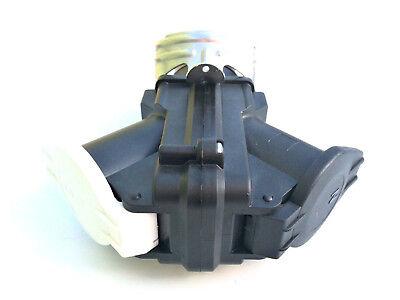 Adapter 24V für LKW 15 pol auf 7 pol N und 7-pol S System Kurzadapter Stecker