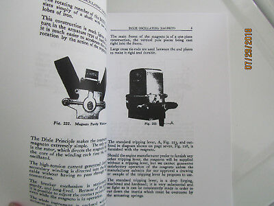 Splitdorf Dixie Model 235 Oscillating  Magneto Instructions/Operating Manual 2