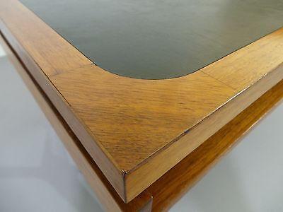 6 Von 11 Schreibtisch Egon Eiermann Eames Herman Miller Holz Nussbaum 1968
