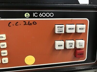 Airco Temescal FC-1800 Inficon IC 6000 ID-D-TRACK-2-003 4