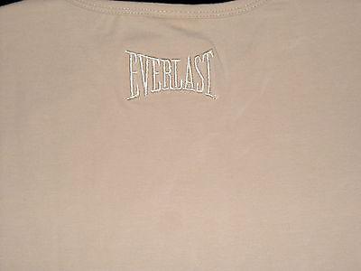 EVERLAST t-shirt top maglietta jersey rosa girl ragazza 16 anni o donna XS BNWT 4