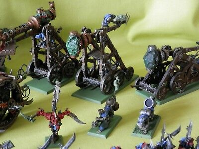 AOS SKAVEN ARMY MANY UNITS TO CHOSE FROM WARHAMMER