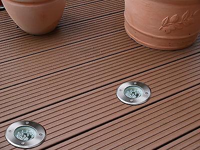 led terrasse garten einbauleuchten bodenspots gordo eckig 1 2w 230v ip67 ww eur 29 52. Black Bedroom Furniture Sets. Home Design Ideas