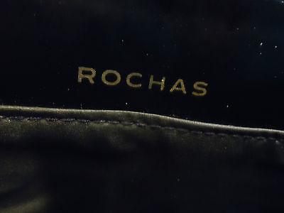 SAC PORTE DOCUMENTS NOIR.ROCHAS.+ Cadeau Echarpe. - EUR 8,00 ... 029500d7b2a