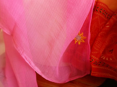 3 NEW Colourful Mixed Fibre Ethnic Scarves Ladies Scarf ~ Xmas Gift Idea  #33 3 • EUR 6,57