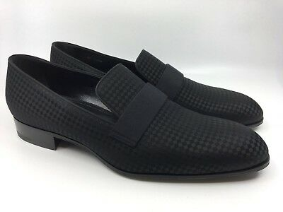 aa93b83e97 ... New Authentic Louis Vuitton Men's Shoes Solferino Loafer 10 - 10.5 US  #231H 2