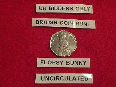 50p £1 2019 - PADDINGTON - FLOPSY - ISSAC - PUDDLE-DUCK - RARE 2017 & MORE COINS 6