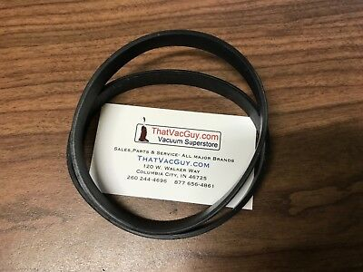2 Belts Bissell Powerforce Compact Vacuum Cleaner 1520 & 2112 Replaces 160-4895