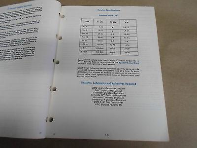 1987 johnson evinrude loop v 120 140 200 thru 225 275 3 6 xp gt rh picclick com