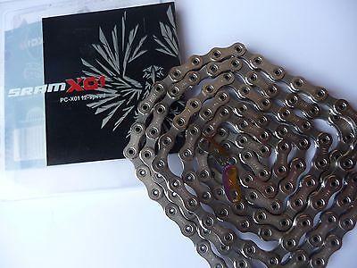 12x Pc Xx1 Eagle Gold Chain Sram Hollow Pin