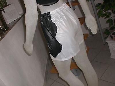 Neu Pvc Extra Soft Boxershorts Shorts Pants S M L 4
