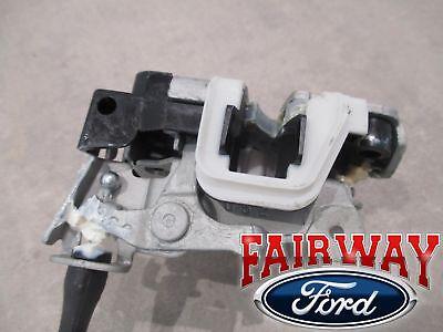 92 thru 18 Econoline E150 E250 E350 OEM Ford Back Rear LH Door Latch w// Handle