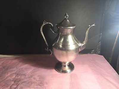 Vintage Coffee Tea Silverplate 5pc Set
