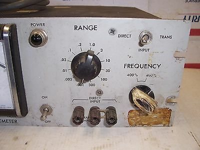 Phase Angle Voltmeter VM-204 S-383 North Atlantic Industries 4