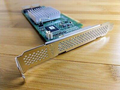 DELL H310 6GBPS SAS HBA w/ LSI 9211-8i P20 IT Mode for ZFS FreeNAS unRAID