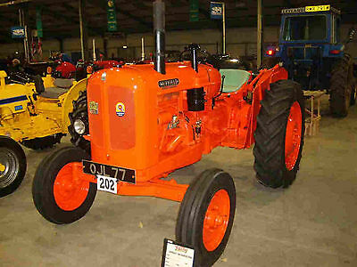 Nuffield Universal Three and Universal Four Tractor Workshop Manual