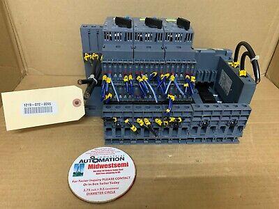 Siemens Mix Lot Of 6 (3X) 3Ra6120-1Db33| 3Ra6812-8Ab | 3Ra6822-0Ab | 3Ra6830-5Ac 3
