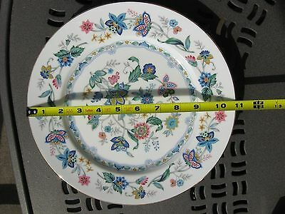 6 of 8 NIB Andrea by Sadek Cake Plate with Server Fine Porcelein China & NIB ANDREA by Sadek Cake Plate with Server Fine Porcelein China ...