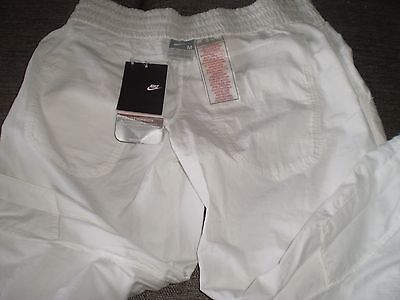"Breeches""Nike""Girls Filles Adjustable White Age:10/12  Size:M 14-152 cm New 7"