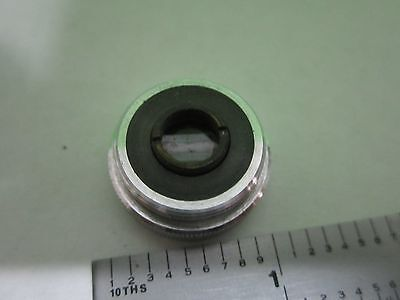 Microscope Pièce Objective Rolyn Allemagne 5X Optiques Tel Quel Bin #V1-16 3