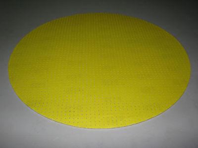 10 Schleifpapier perforiert K120 Superpad P ø 225 passend f Flex WSE WST GE 5 R