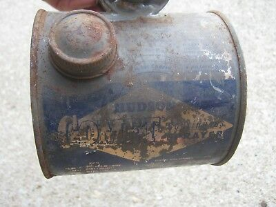 Original Vintage Hudson Insect Metal Sprayer great for decor