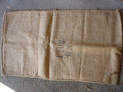 Sack Kartoffelsack Getreidesack Jutesack schweres Material 100 x 60 cm
