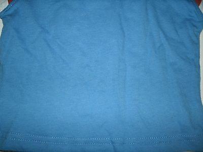 Oshkosh Boy's T-Shirt Long Sleeve Blue Brown Orange Size 3 Months New 11