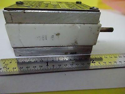 Antique Quartz Radio Crystal U.s. 1944 Motorola Wwii Frequency Control #W7-56 3