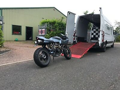 Motorcycle Delivery, Motorbike Transport, Collection And Delivery Same Day. 6