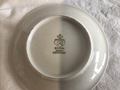 Wunsiedel Bavaria Small Pin Dish, And Rosenthal , Germany Small Dish 6