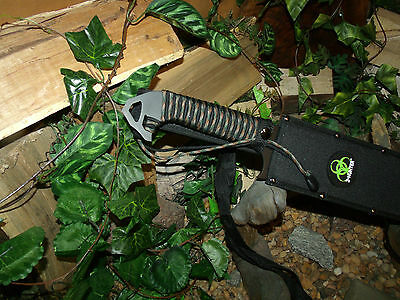 Machete/Knife/Sword/Blade/Full tang/Hunting/Camping/Survival/Combat/P550 wrap 9