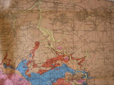 institute of geological sciences Bridgend sheet 261/262 drift edition [Map] [Jan 4