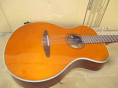 90's YAMAHA APX 6 N ELECTRO CLASSICAL ACOUSTIC 2