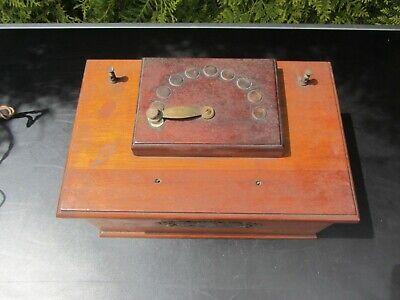Altes Elektrisiergerät -apparat 4