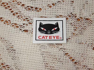 CATEYE CAT EYE® BIKE AUFKLEBER ¦ STICKER *NEU