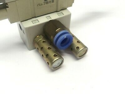SMC SY3140-5LZ-01T Assy. Solenoid, ARBY3000-05-P-2 Regulator, SY3140-5LZ 4