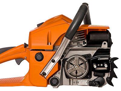 PIL-DEM Benzin Motorsäge Motorkettensäge Kettensäge Benzinsäge 65 cm3 3,2 kW