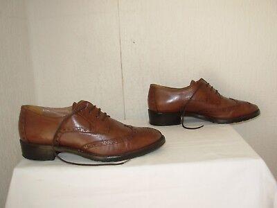 Marron Chaussures 37chausse P Grand38 Cuir Salamander srBthCQxd