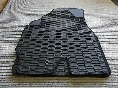 Gummimatten Gummifußmatten passend für Mazda 6 Typ GJ ab Bj.2012-2017 NPL