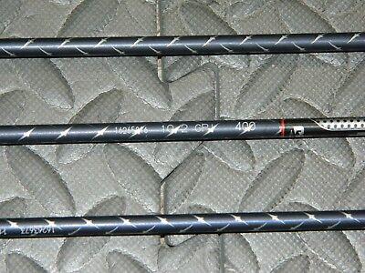 Full Metal Jacket-10.2 GPI-Cut//Insert Av New 12 Easton FMJ 400 Spine 5mm Arrows