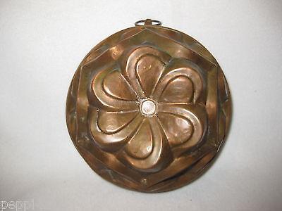 ++ alte schöne Kupfer Backform Kupferform   ++Hhj 5
