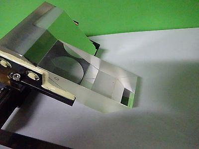 Microscope Pièce Polyvar Reichert Leica Tête Prismes Assemblage Optiques 5
