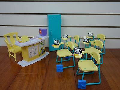 Gloria Class Room Play Set (9816)  For Doll Furniture 2