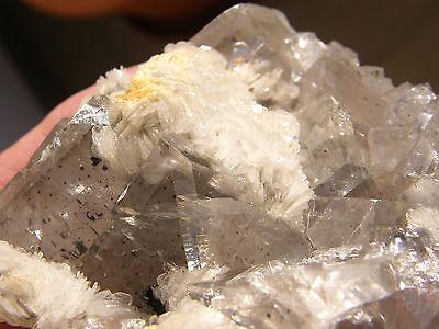 """Minerales """" Bonitos Cristales Cubicos De Fluorita De Caravia(Asturias) - 8A13 """" 4"""