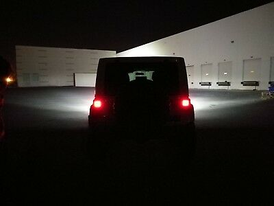 7 In RGB LED Halo Headlights Fog Light Combo Kit for Jeep Wrangler JK 07 to 2017 10