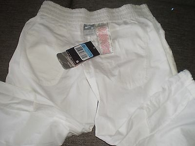 "Breeches""Nike""Girls Filles Adjustable White Age:10/12  Size:M 14-152 cm New 8"