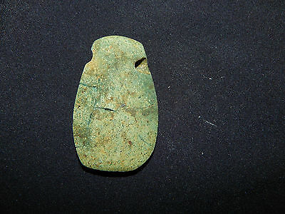 Pre-Columbian Ceremonial Pendant, Authentic, Central America 2