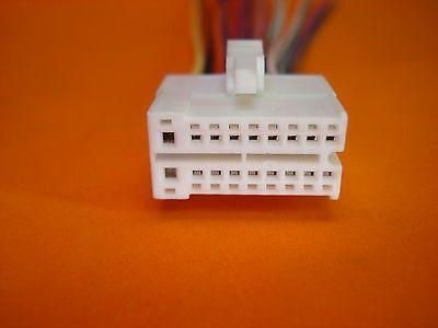 Clarion 18-Pin Wire Harness Plug Vx404 Nx404 Nx602 Nx604 Nx605 Nz503 Vz401 Vz400 7