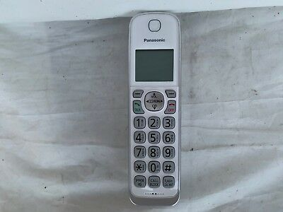 Panasonic KX-TGDA51A Dect 6.0 Digital Additional Cordless Handset for KX-TGD563A